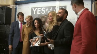 Ceremonial launch of YESMAG in Topstar