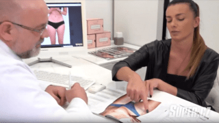 Alice Bendova on SlimLipo Laser Liposuction - Super.cz