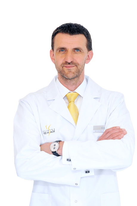 Head Physician MUDr. Martin Molitor, Ph.D.